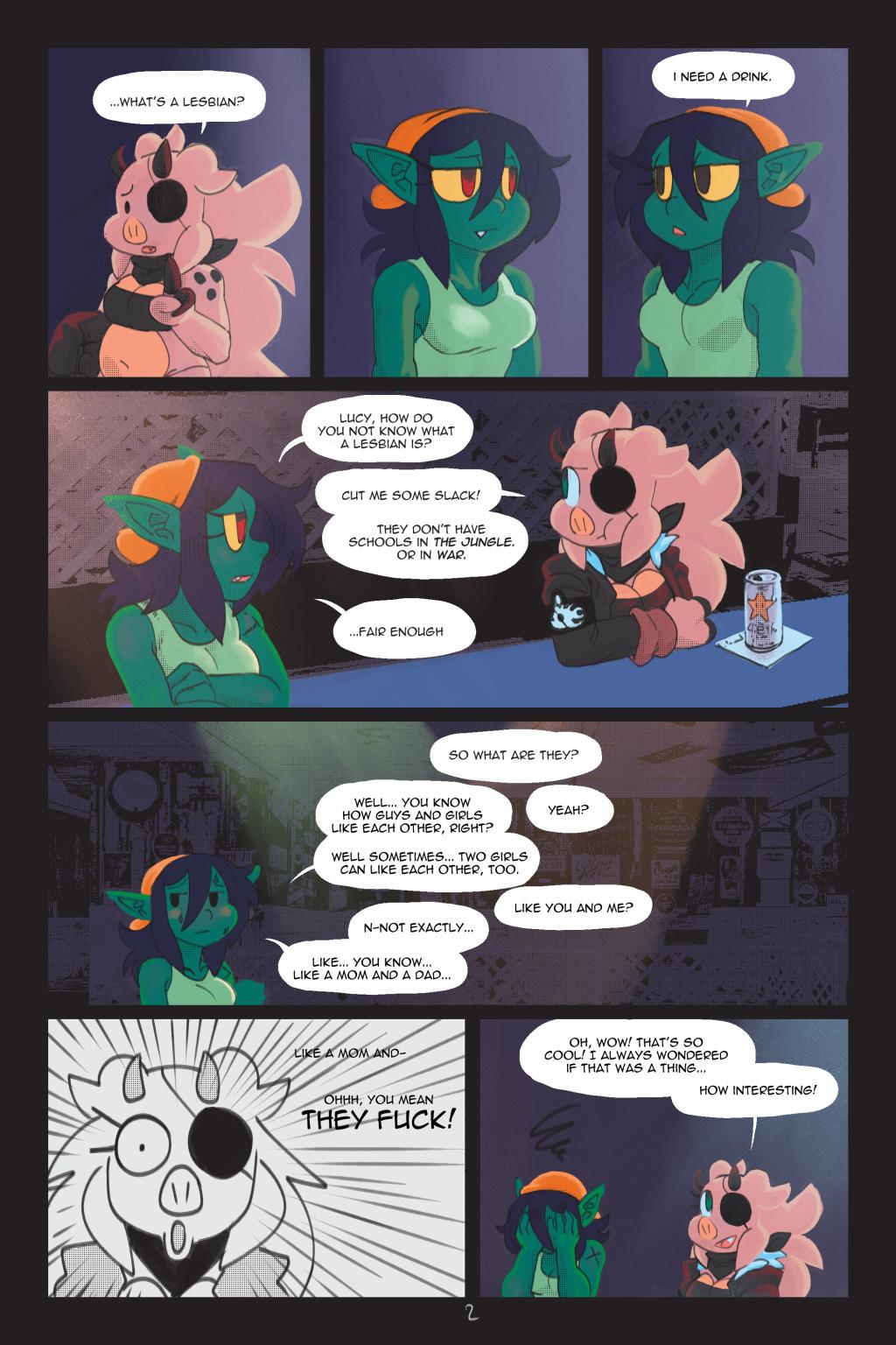 Kiss Page 02